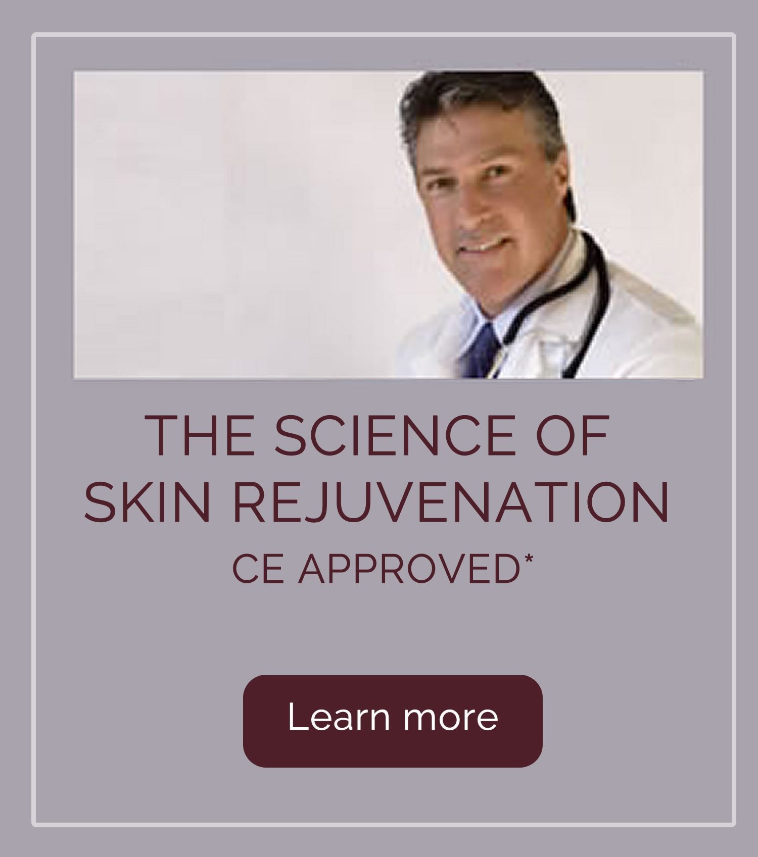 The Science of Skin Rejuvenation