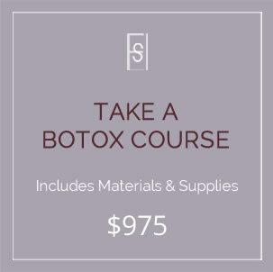 Take a Botox Course