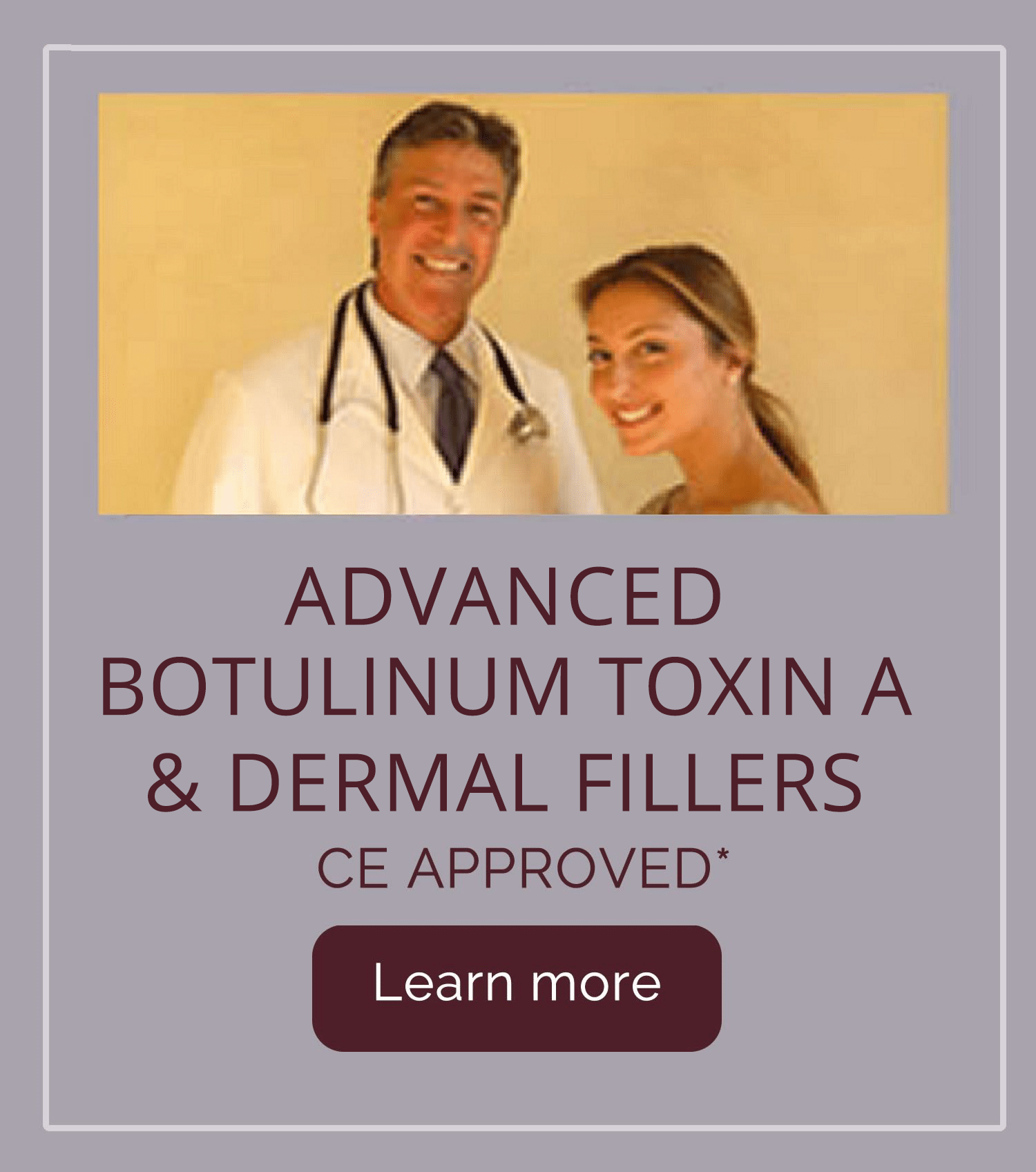 Advanced Botulinum Toxin A