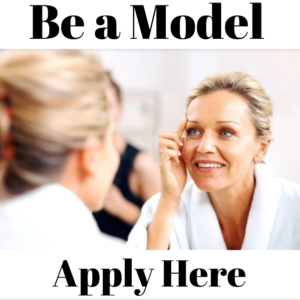 """BE AN ESTHETIC SKIN INSTITUTE MODEL"""